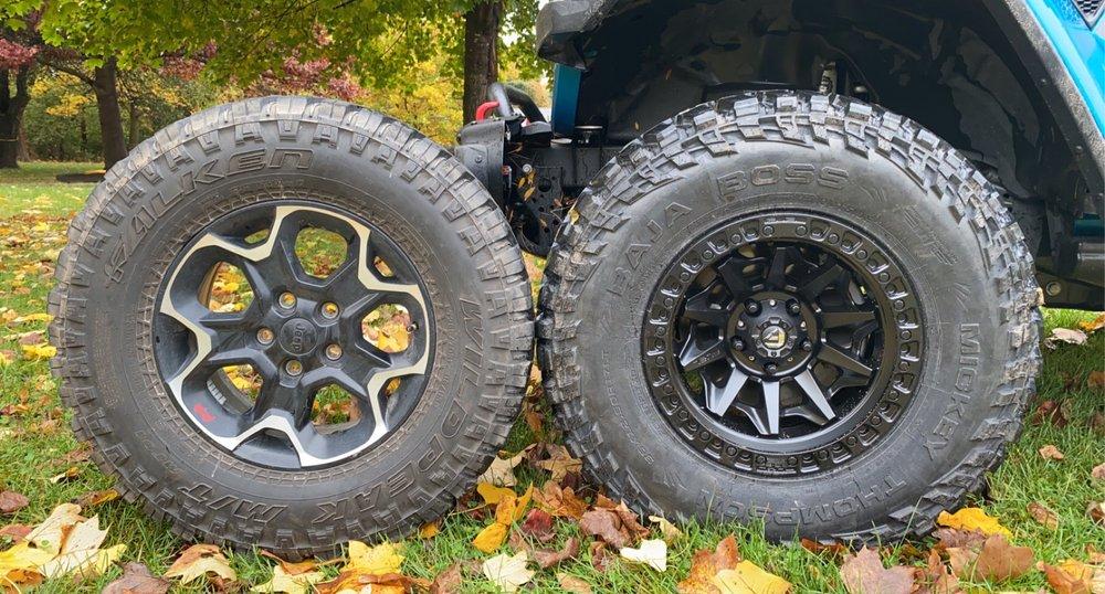 Never Enough Auto Accessories: 161 S Maple St, Grant, MI