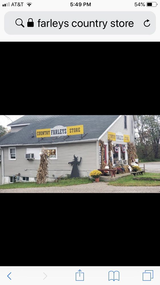 Farley's Country Store: 12391 Mayfield Rd, Chardon, OH