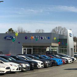 Capital Ford Hillsborough >> Capital Ford Hillsborough - 15 Reviews - Auto Repair - 350 S Churton St, Hillsborough, NC ...