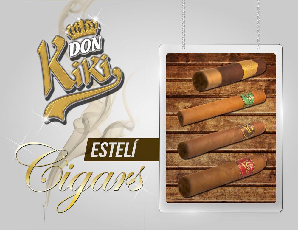 Don Kiki Cigar Superstore: 1508 S Atlantic Ave, Daytona Beach, FL