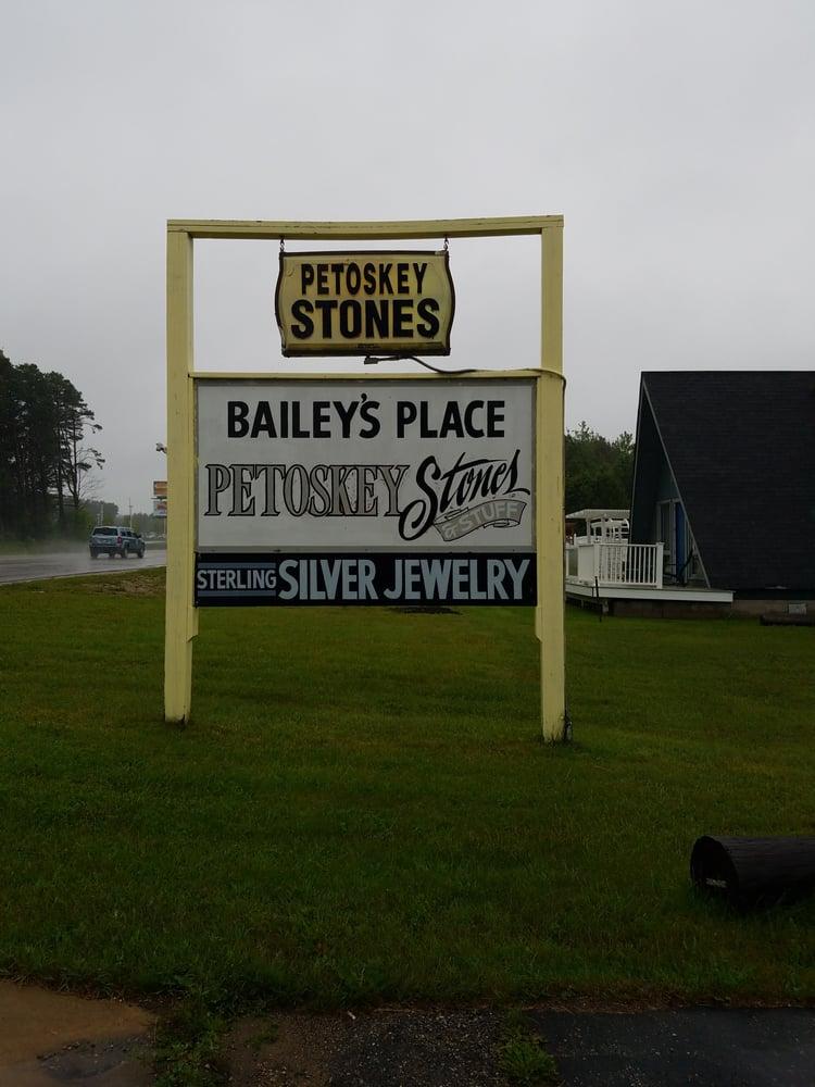 Bailey's Place Petoskey Stones Stuff: 2017 N US Highway 31, Petoskey, MI