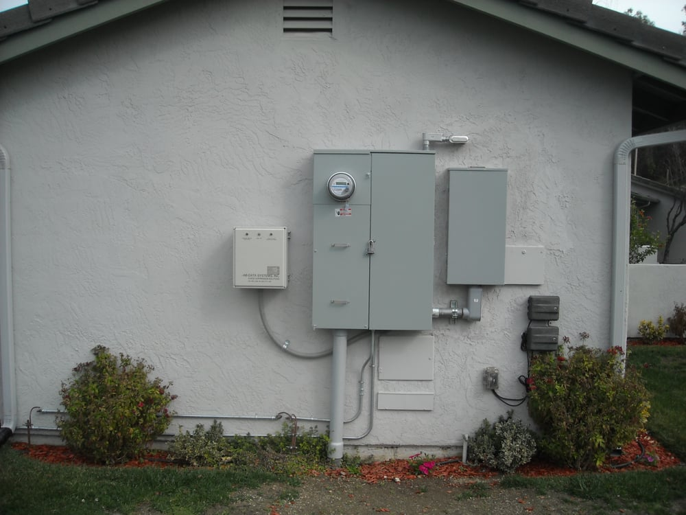 New 400 amp residential service yelp for House electrical service