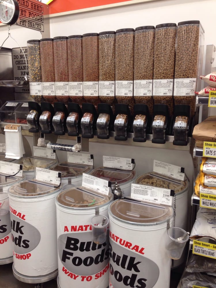 Bulk Dog And Cat Food Bring Your Own Container Or Buy One There Yelp
