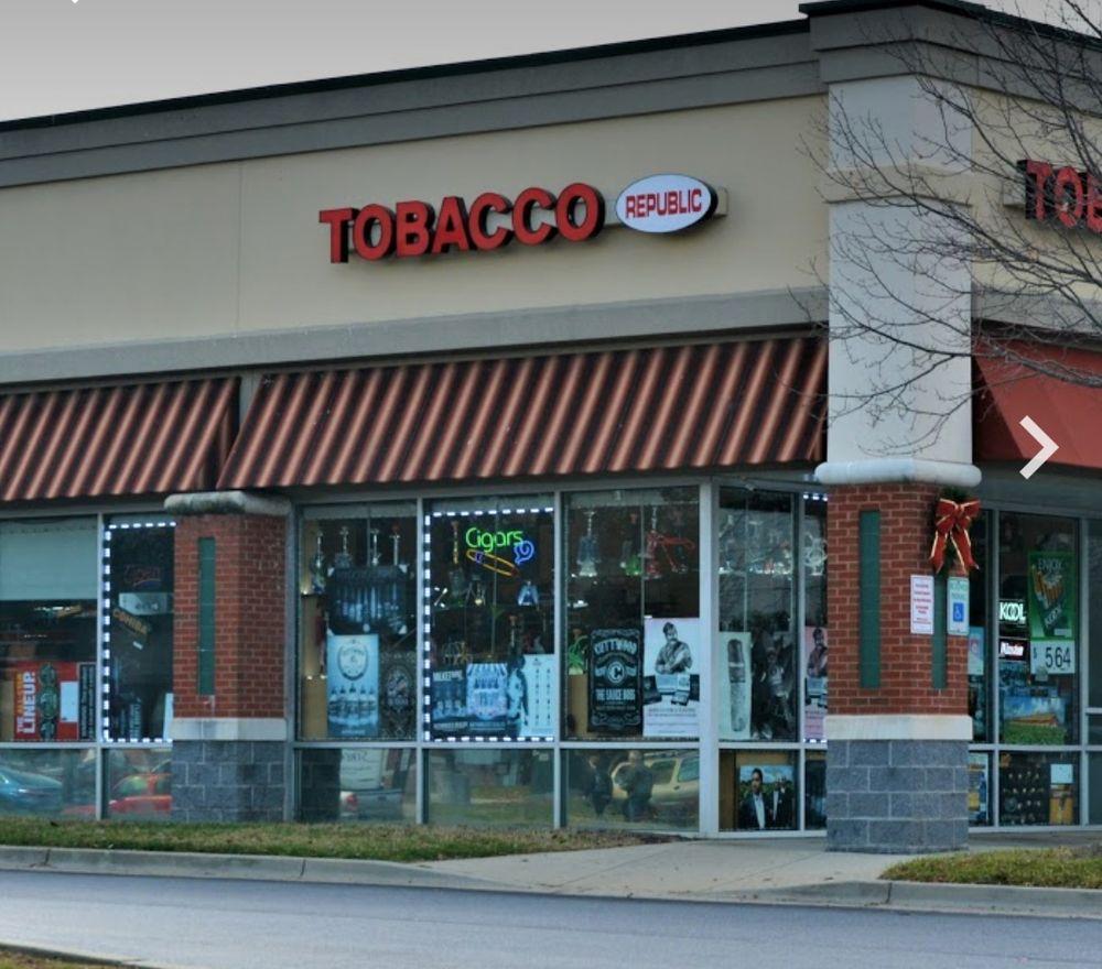 Tobacco Republic: 7091 Berry Rd, Accokeek, MD