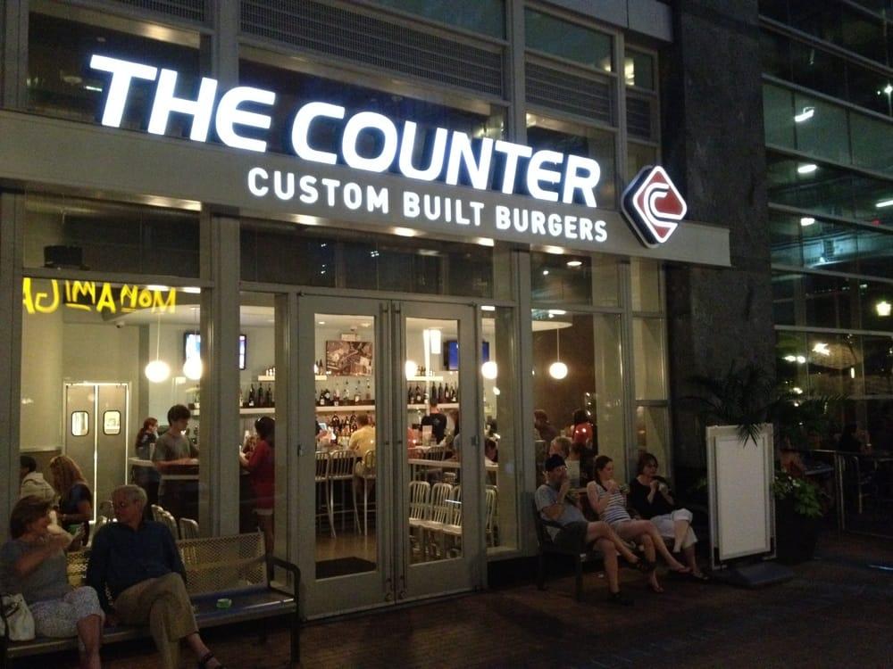 The Counter: 11922 Democracy Dr, Reston, VA