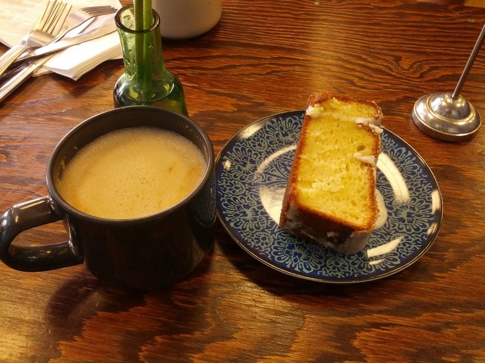 Blue Dot Cafe Coffee Bar Alameda Ca