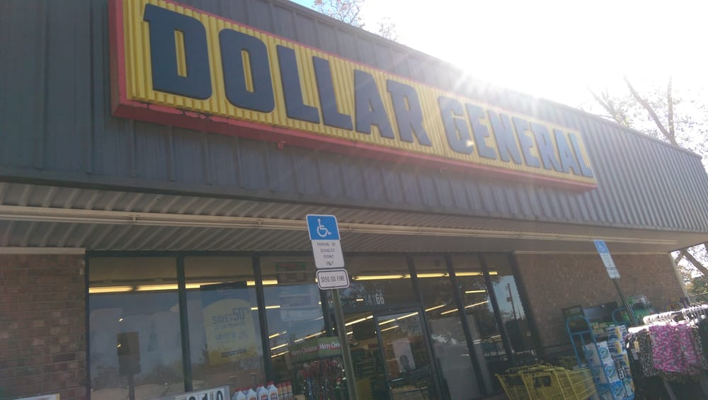 Dollar General Store: 113 S Alabama St, Jay, FL