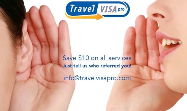 Travel Visa Pro: 121 SW Salmon St, Portland, OR
