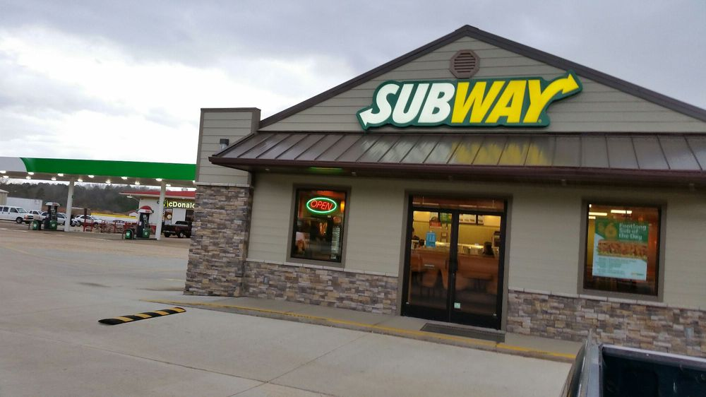 Subway: 303 S Main St, Piedmont, MO