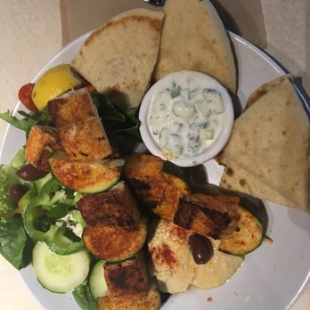 Zoes Kitchen Salmon Kabob zoe's kitchen - 82 photos & 148 reviews - mediterranean - 5601