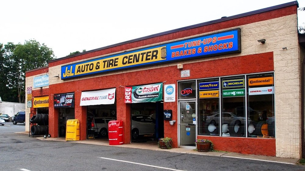 J & L Auto & Tire Center: 58 Rt 59, Nyack, NY