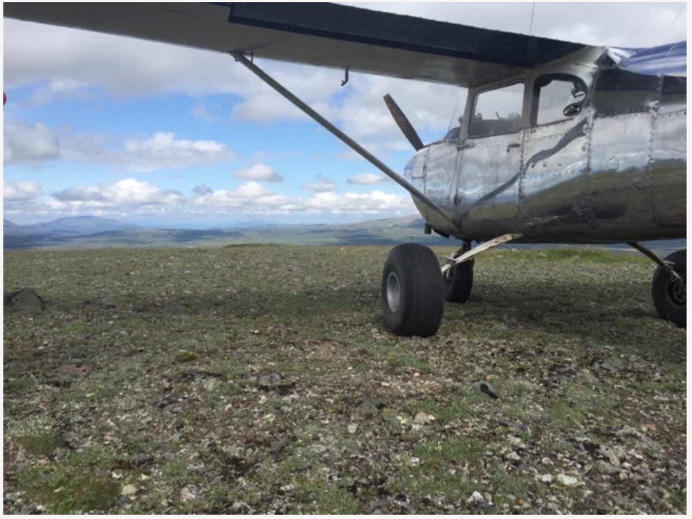 Alpine Flight Tours: 871 Cooley Mesa Rd, Gypsum, CO