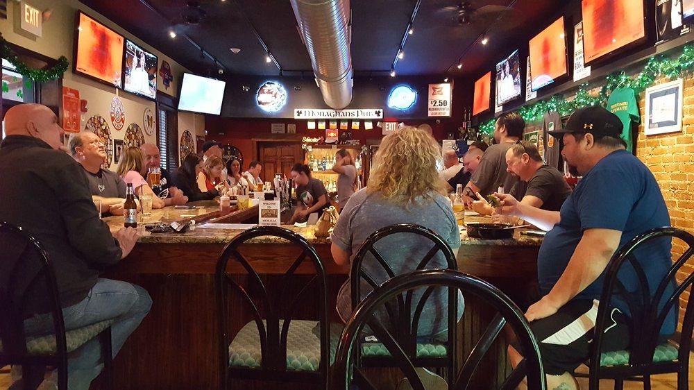 Monaghan's Irish Pub: 414 Powhatan Ave, Essington, PA