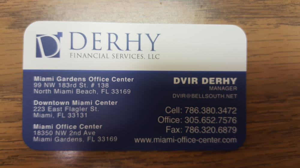 Miami Gardens Office Center LLC - Property Management - 99 NW ...