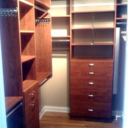 Perfect Photo Of Chicagoland Custom Closets   Skokie, IL, United States. Cherry  Walk