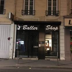 65030cfac8e Baller Shop - Magasins de chaussures - 49-51 rue Auguste Comte ...