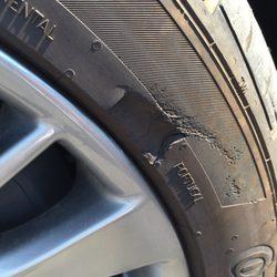 Photo Of Capitol Hyundai San Jose Ca United States Tire Came In