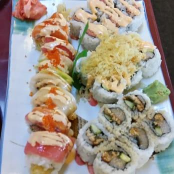 Japanese Restaurant On De Anza Blvd