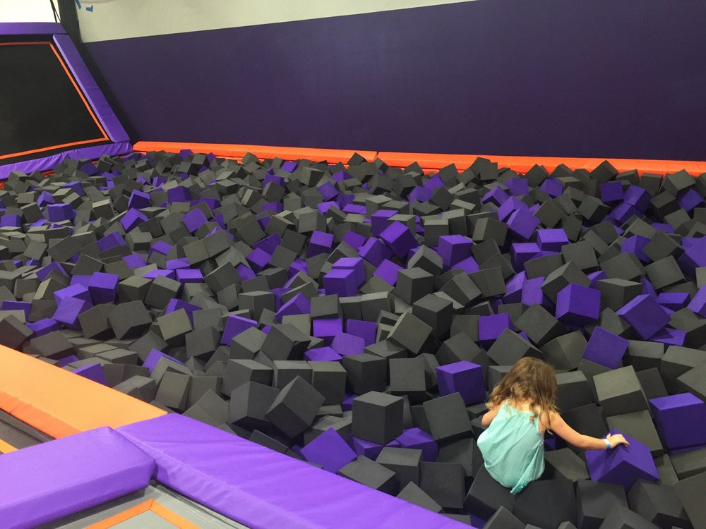 Altitude Trampoline Park: 110 W Campbell Rd, Richardson, TX