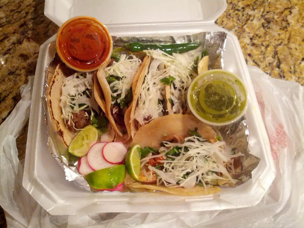 El Taco Real Food Truck: 1403 Fay St, Cocoa, FL