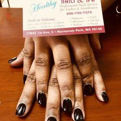 Healthy Nails & Spa - 180 Photos & 127 Reviews - Nail Salons