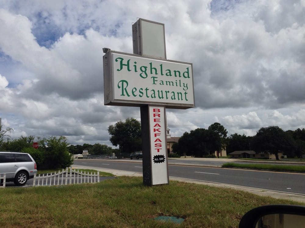 Highlands Family Restaurant