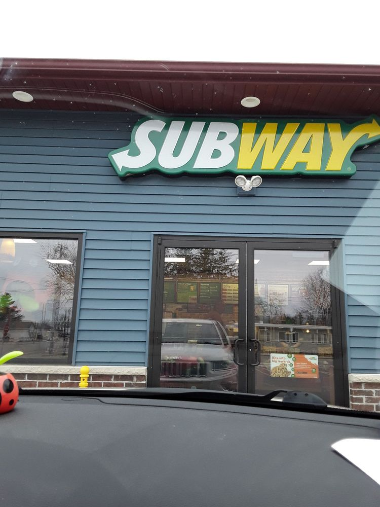Subway: 8226 Jackson St, Pittsville, WI