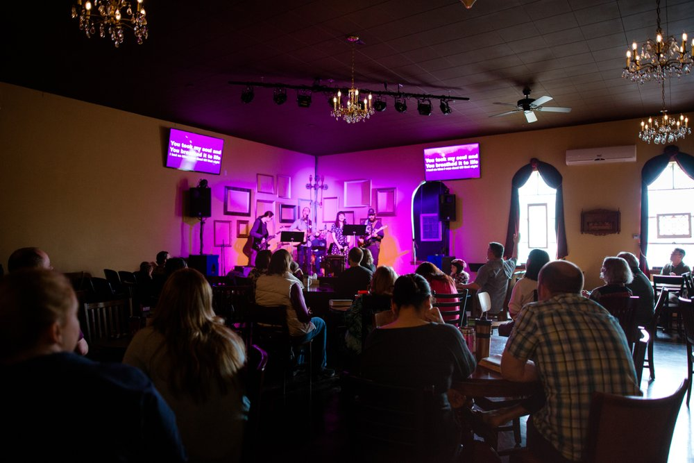 Starting Grounds Church: 203 S Parkway Ave, Battle Ground, WA