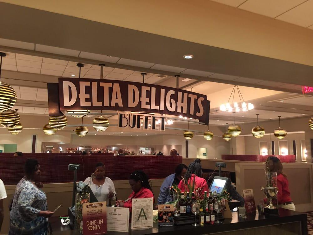Harlow's Delta Delights Buffett: 4280 Harlows Blvd, Greenville, MS