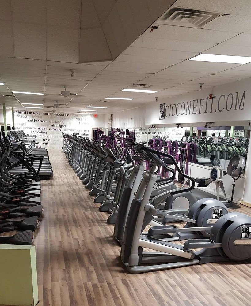Ciccone Family Fitness Center: 45 High St, Clinton, MA