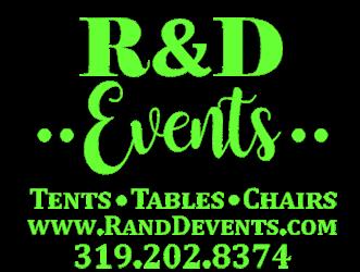 R & D Events: Cedar Rapids, IA