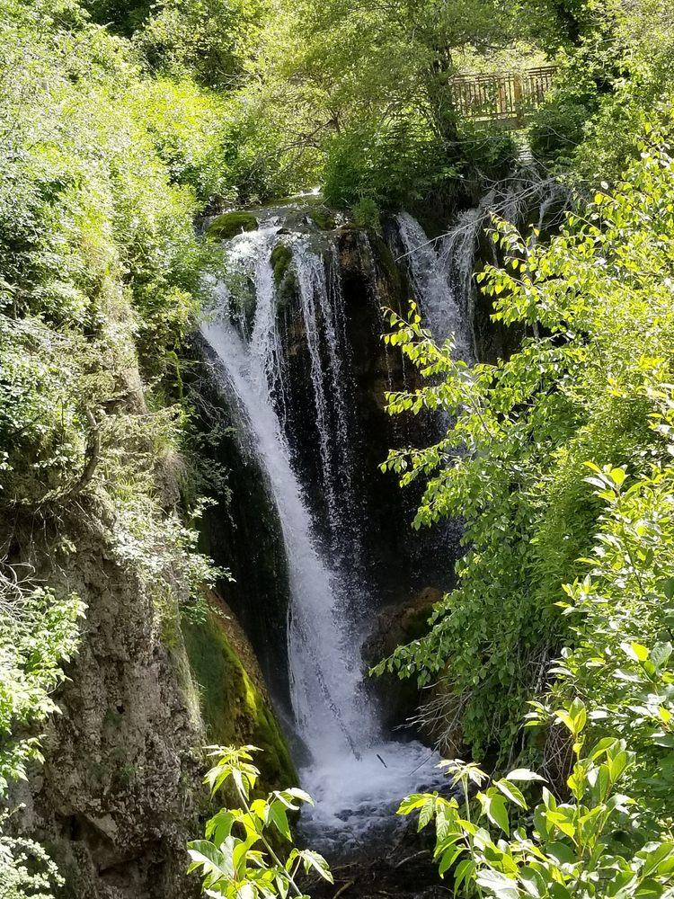 Roughlock Falls: 10619 Roughlock Falls Rd, Lead, SD