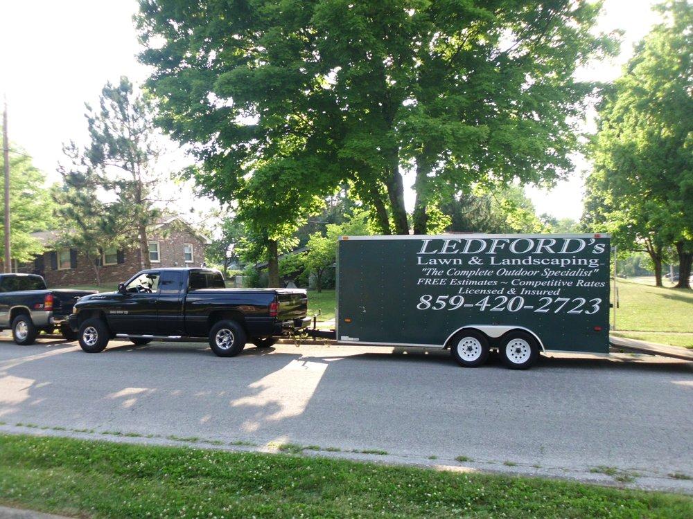 Ledford's Lawn & Landscaping: Lexington, KY