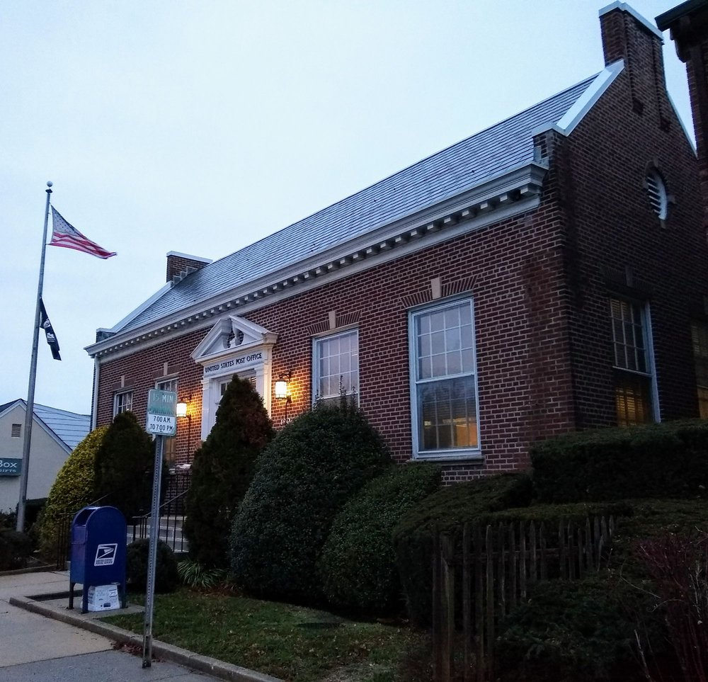 US Post Office: 387 Lancaster Ave, Haverford, PA