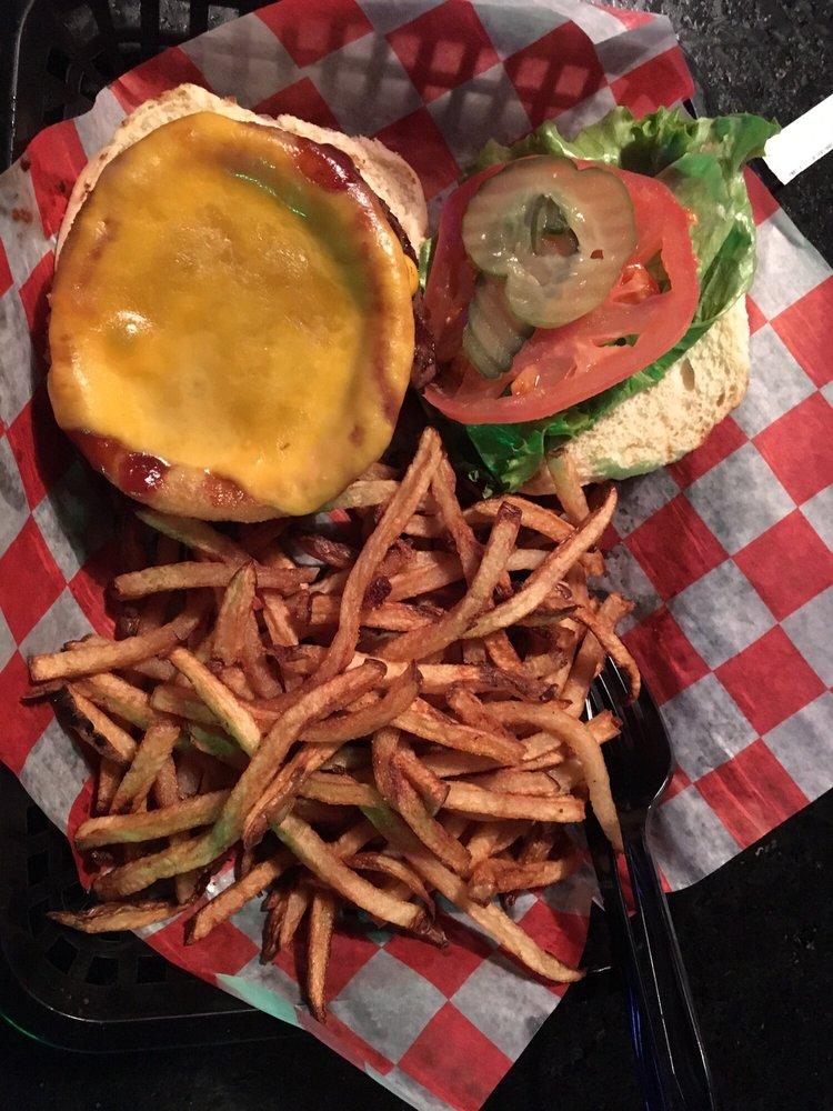 Broney's Alumni Grill: 7 W Carpenter St, Athens, OH