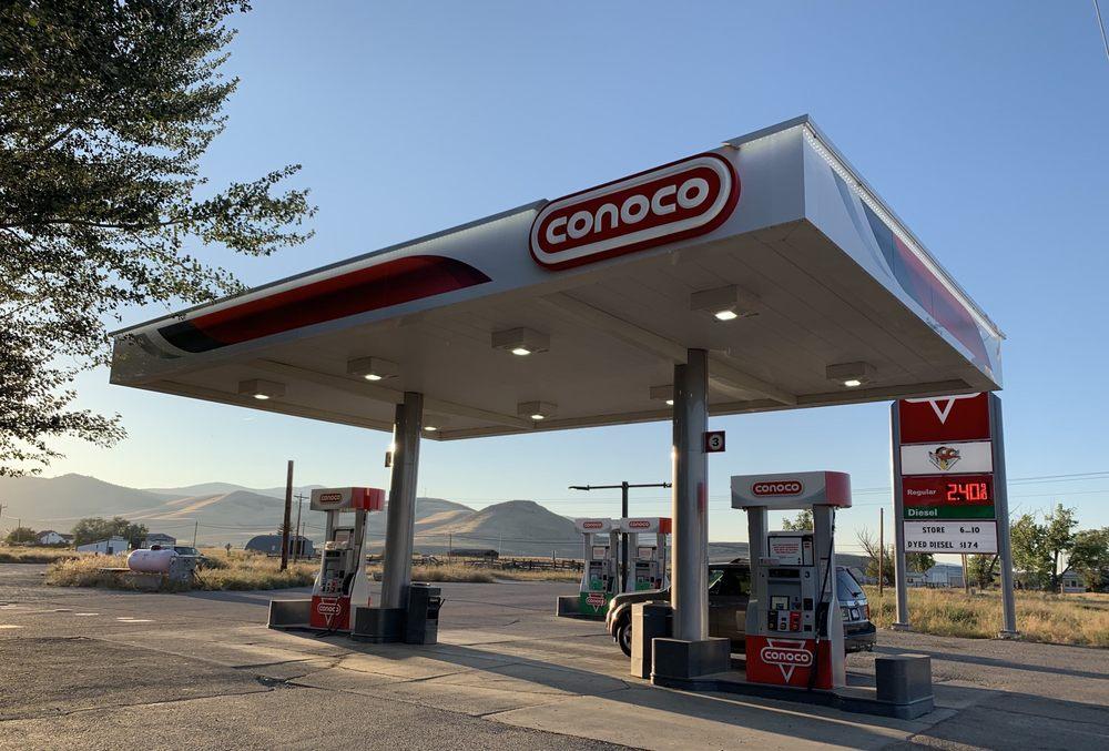 Joe Blogz Conoco: 7170 US Hwy 93 S, Lakeside, MT
