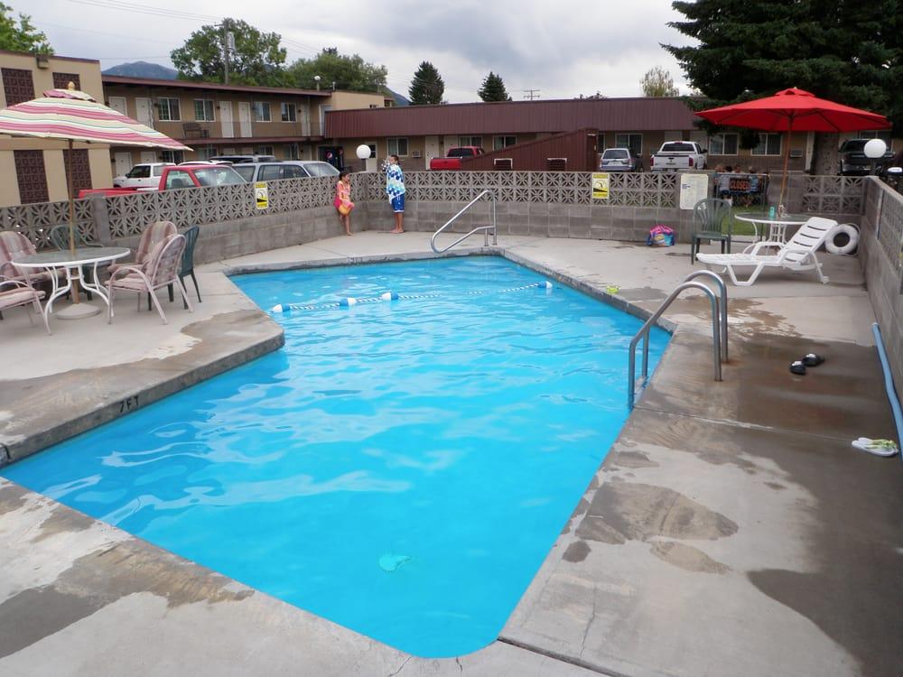 Small Outdoor Swimming Pool Seasonal Jun Sept Yelp