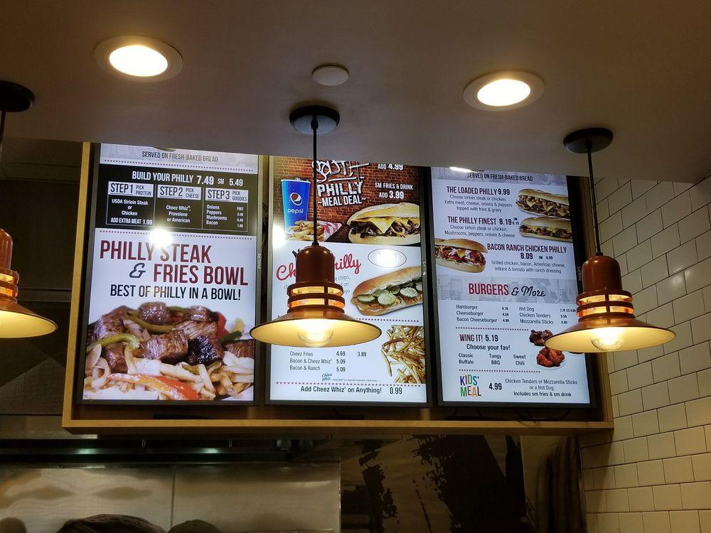 South Philly Steak & Fries: 241 Fort Evans Rd, Leesburg, VA