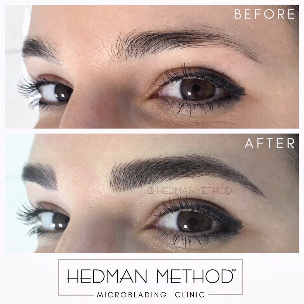 Hedman Method Microblading Clinic - (New) 164 Photos & 48