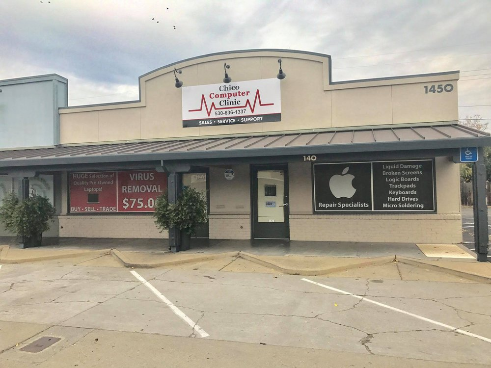 Chico Computer Clinic