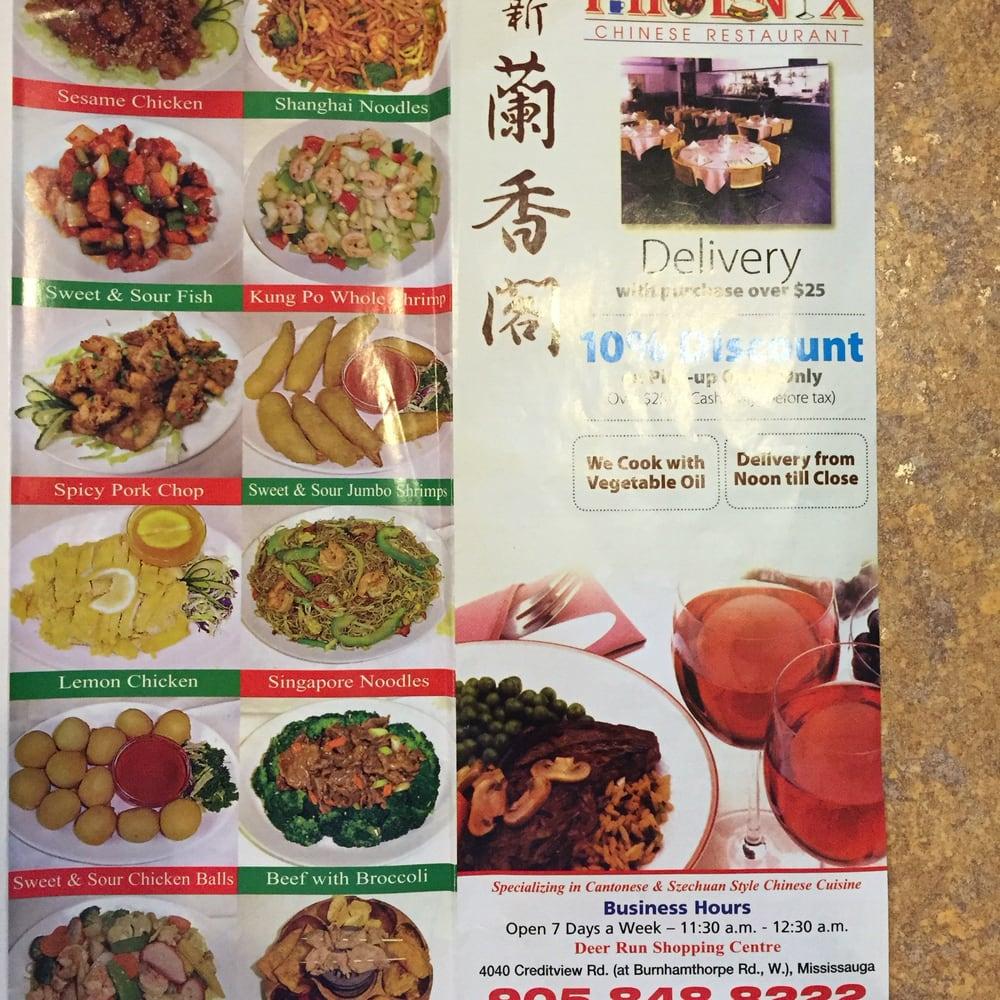 Phoenix Chinese Restaurant 54 Photos 50 Reviews 7