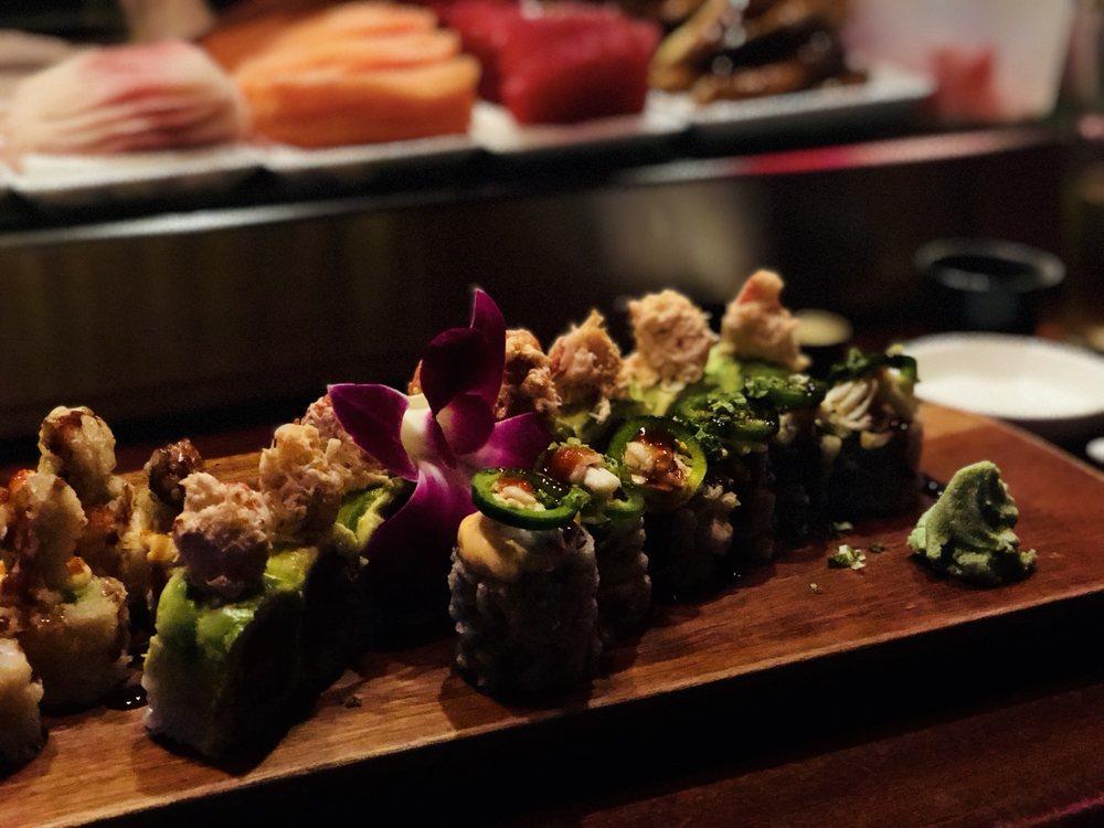 The Flying Fish Cafe & Sushi Bar