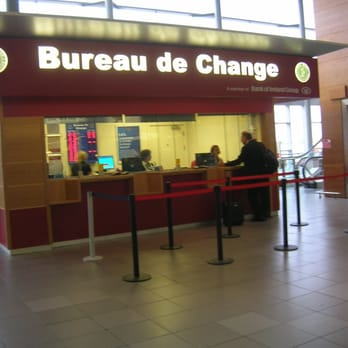 Bureau de Change Travel Agents Dublin Airport Santry Dublin