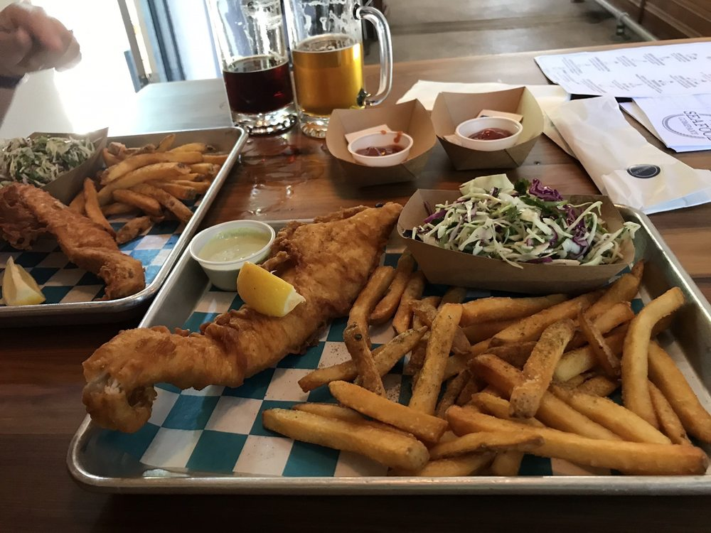 Food from St. Augustine Seafood Company