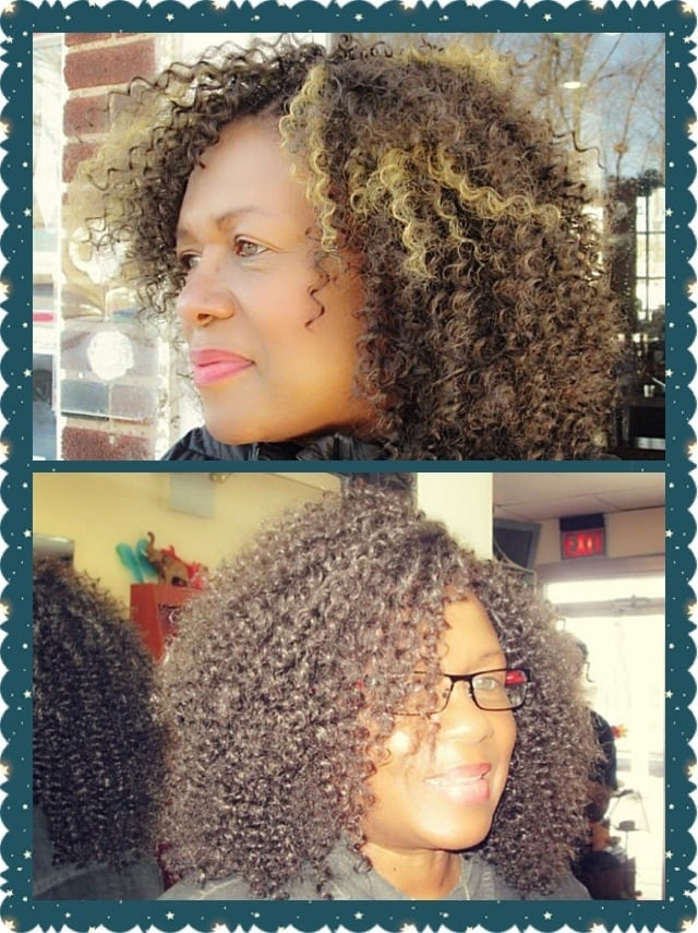Crochet Braids Nj : Crochet braids with freetress water wave - Yelp