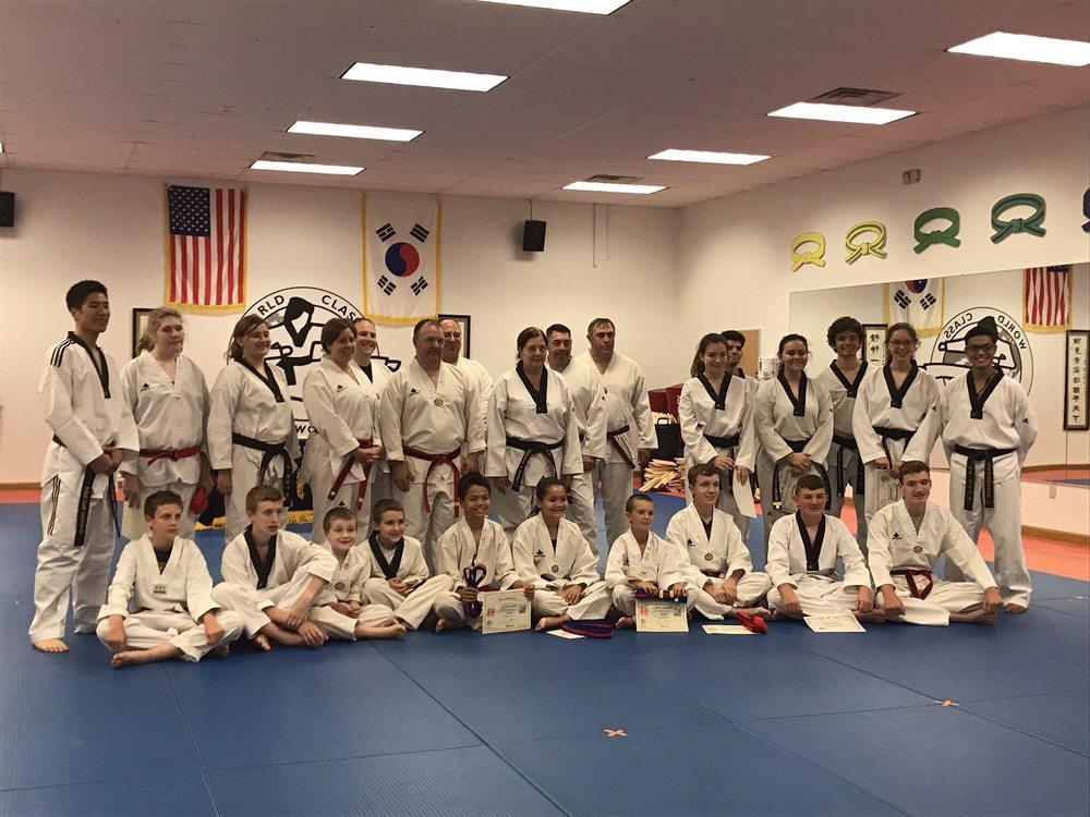Master Chong's World Class Tae Kwon Do: 6050 South Park Ave, Hamburg, NY
