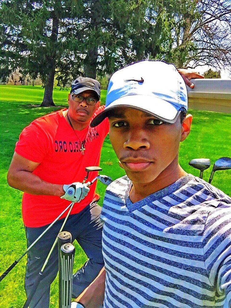 Jamaal Wilford's Golf Instruction