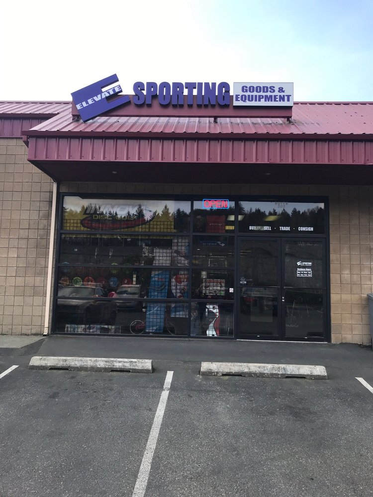 Elevate Sporting Goods: 12021 Northup Way, Bellevue, WA
