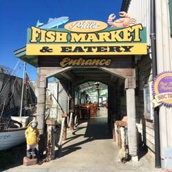 Phil s fish market eatery 1770 photos seafood moss for Phil s fish market moss landing