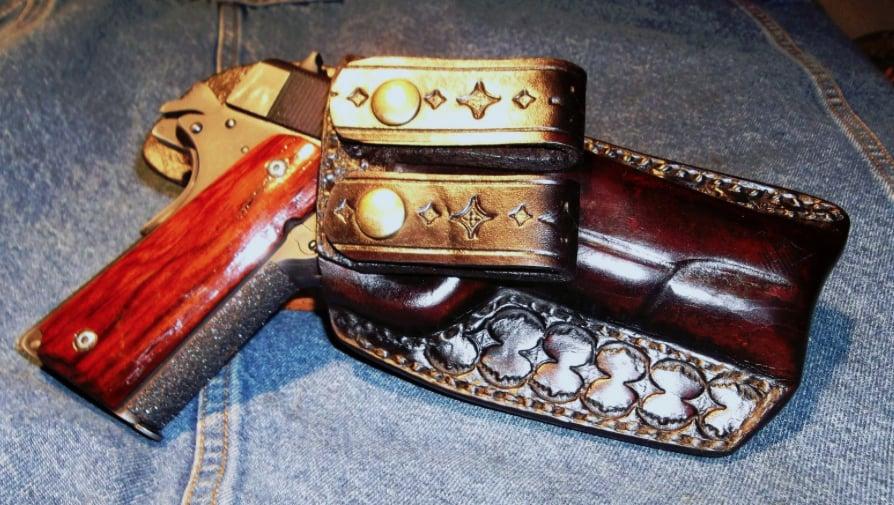 3C Ranch Custom Holsters: 1011 W Oak St, Olney, TX